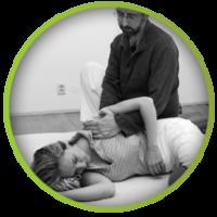Bioenergetická masáž <br />a práce s tělem